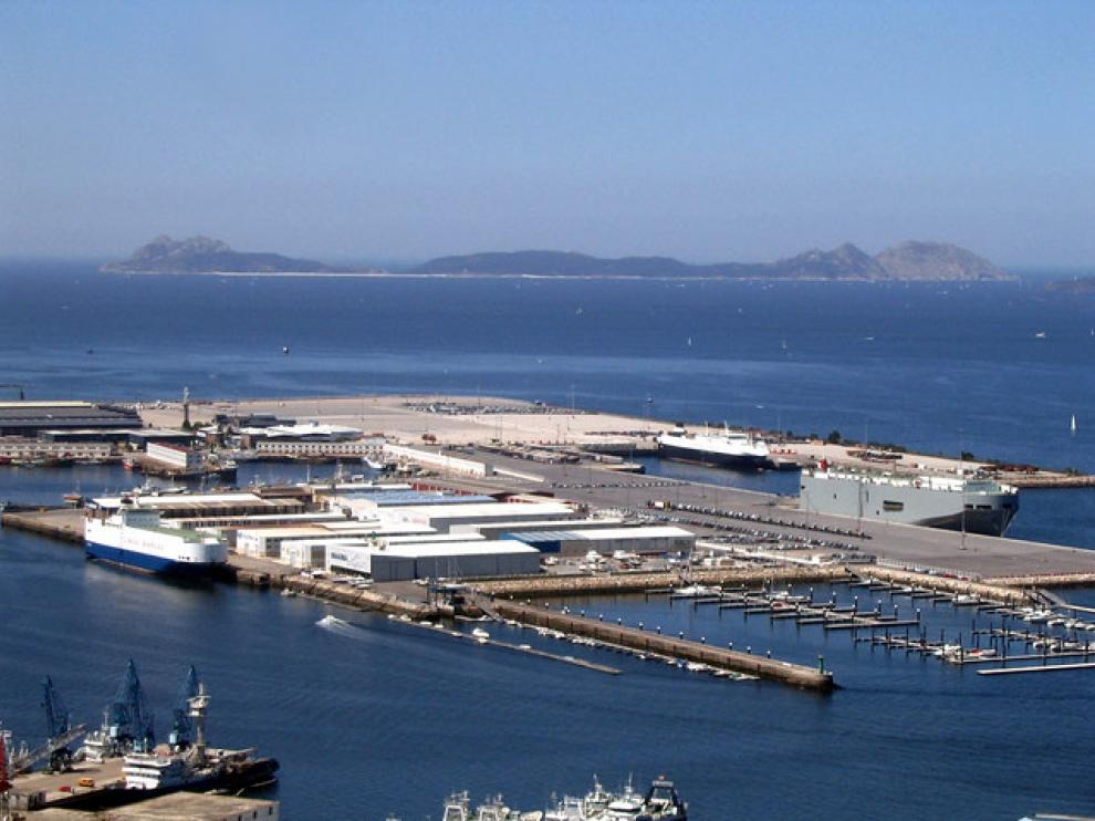Se prevé que el próximo lunes llegue al puerto de Vigo.