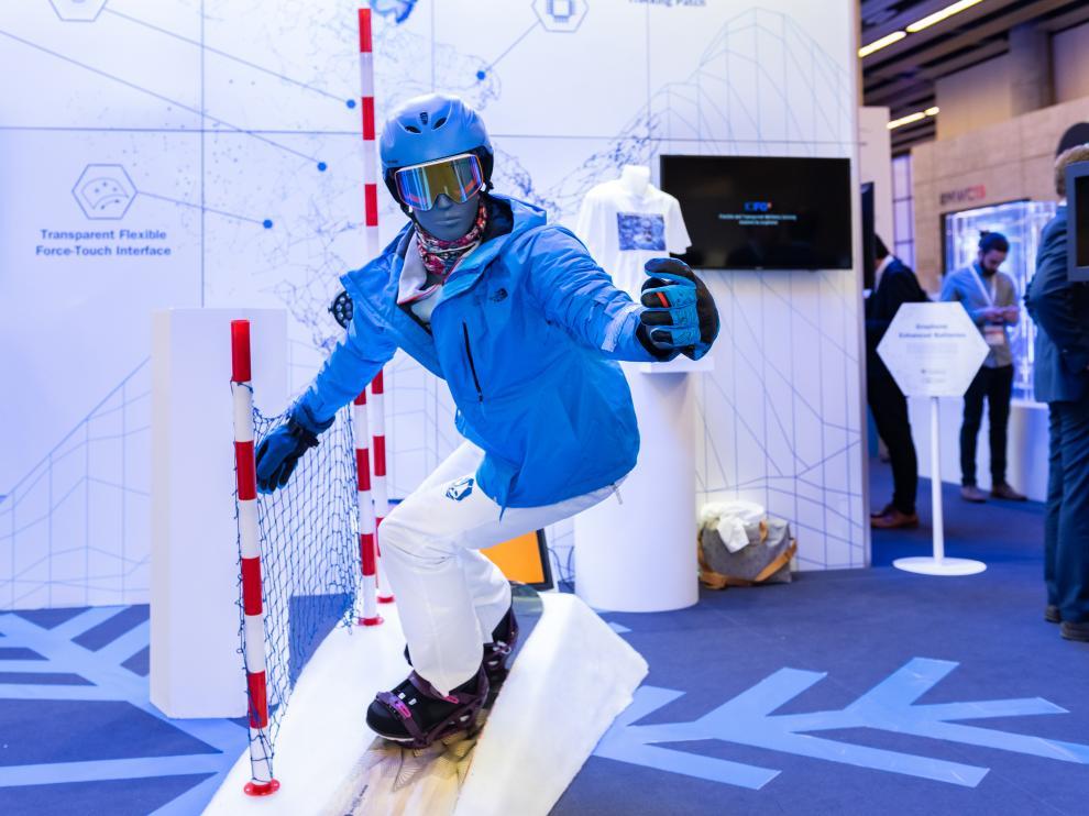 Graphene Tech desarrolló para el equipo español de esquí una cera que resbalaba mejor por la pista