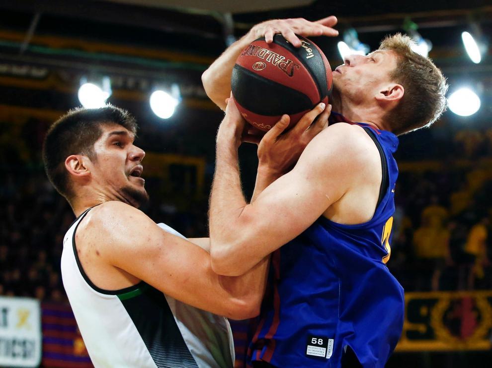 Joventut-Barcelona Lassa, de la ACB.