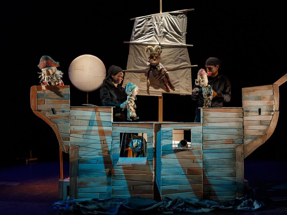 'Adiós, Peter Pan', pieza de Festuc Teatre