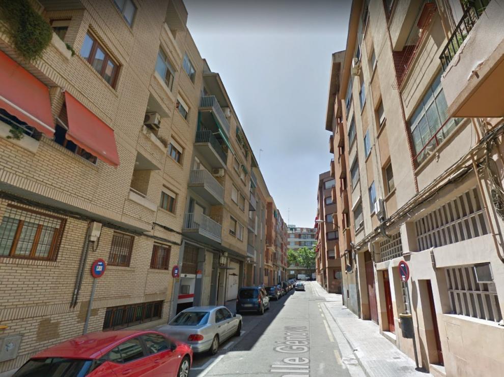 El suceso tuvo lugar en la calle de Génova.