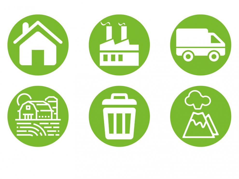 Existen numerosos desencadenantes de la contaminación ambiental.