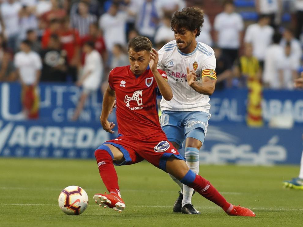 Real Zaragoza-Numancia