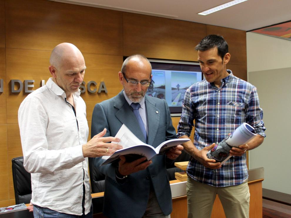 La guía se ha presentado este jueves en la Diputación.