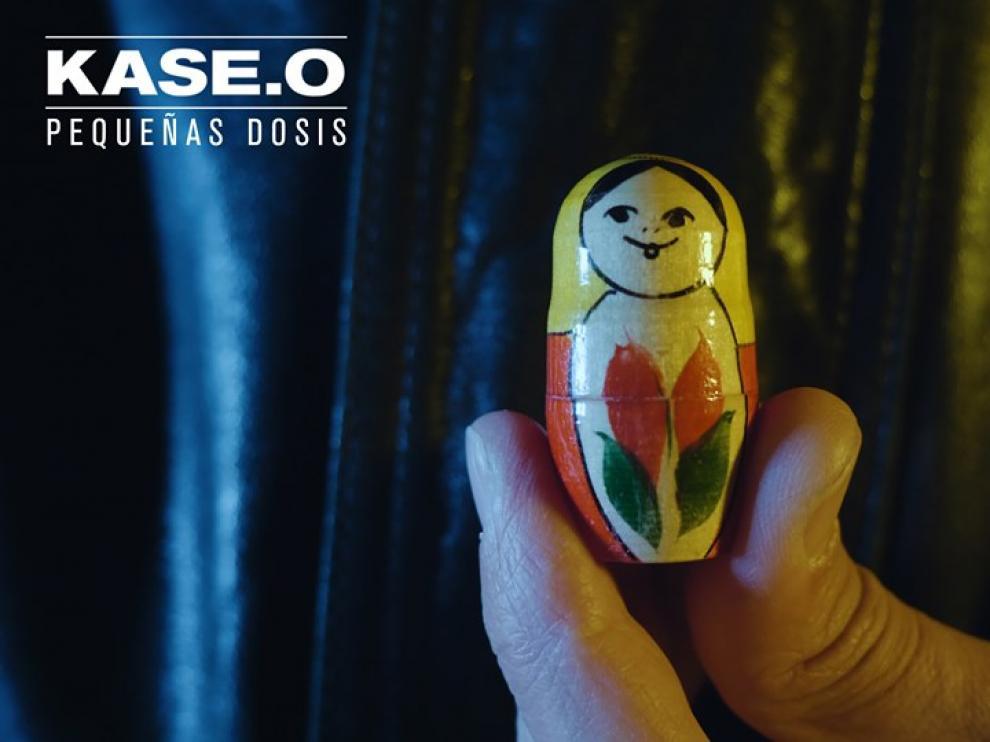 'Pequeñas dosis' es el nuevo proyecto del zaragozano Kase O.