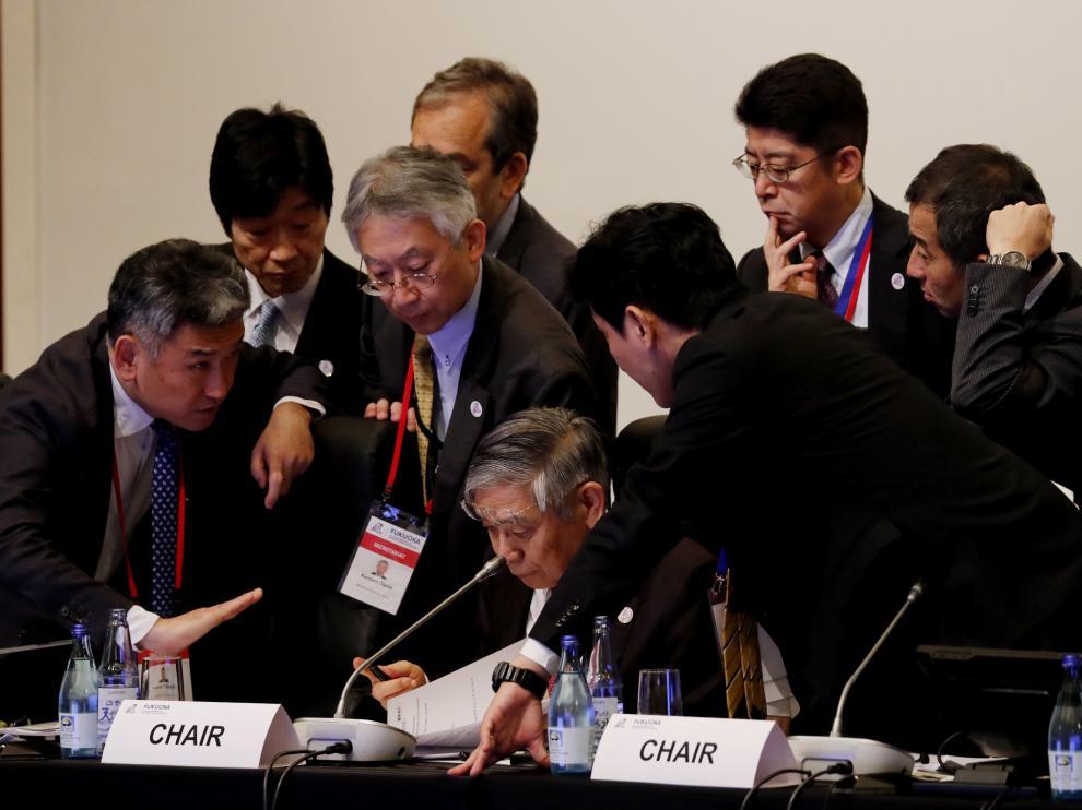El G20 perfila un impuesto a los gigantes de internet para 2020