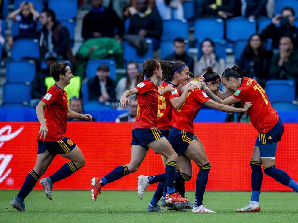 España-Sudáfrica