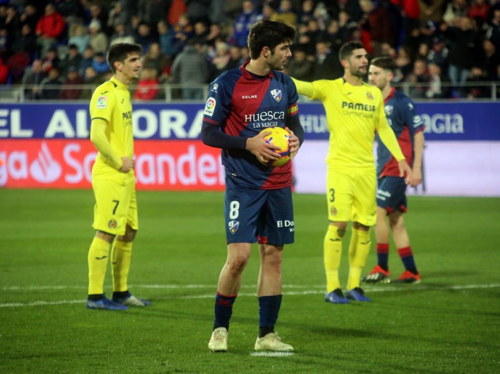 sd Huesca 2-Villarreal 2 - 16 - 12 - 18PABLO SEGURA PARDINA - [[[DDA FOTOGRAFOS]]]