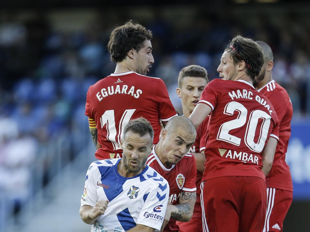 Tenerife-Real Zaragoza