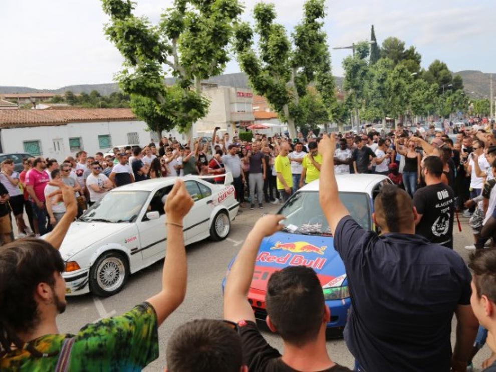 El año pasado, unos 250 coches se concentraron en el Show Cars.