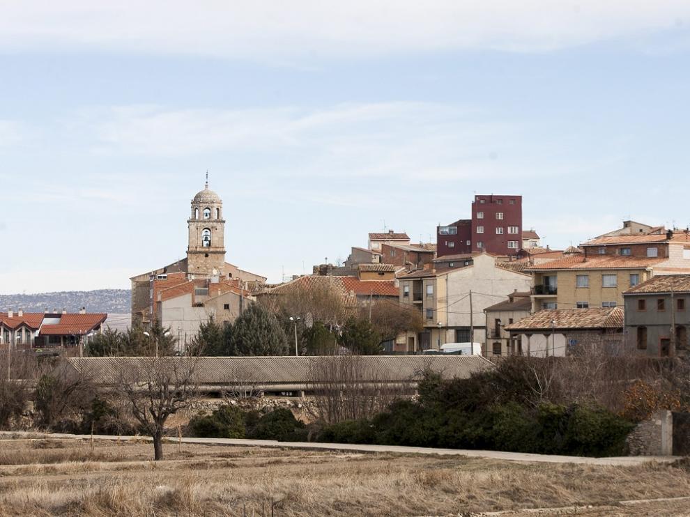 Imagen de la localidad de Cella (Teruel)