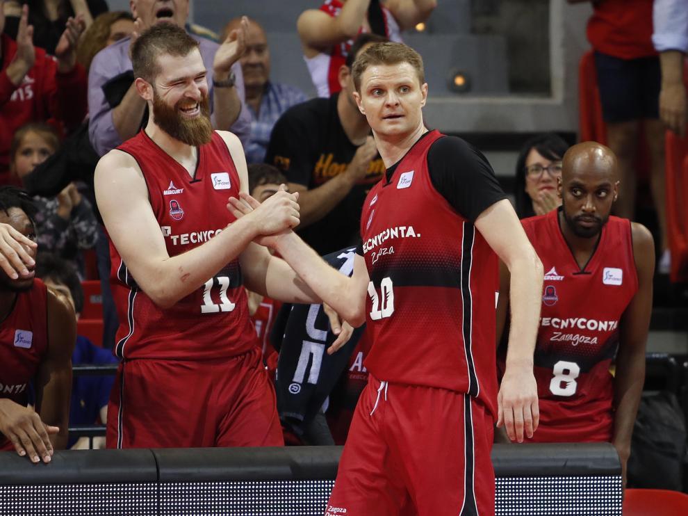Calendario Europei Basket 2020.Basket Zaragoza Calendario Del Basketball Champions League