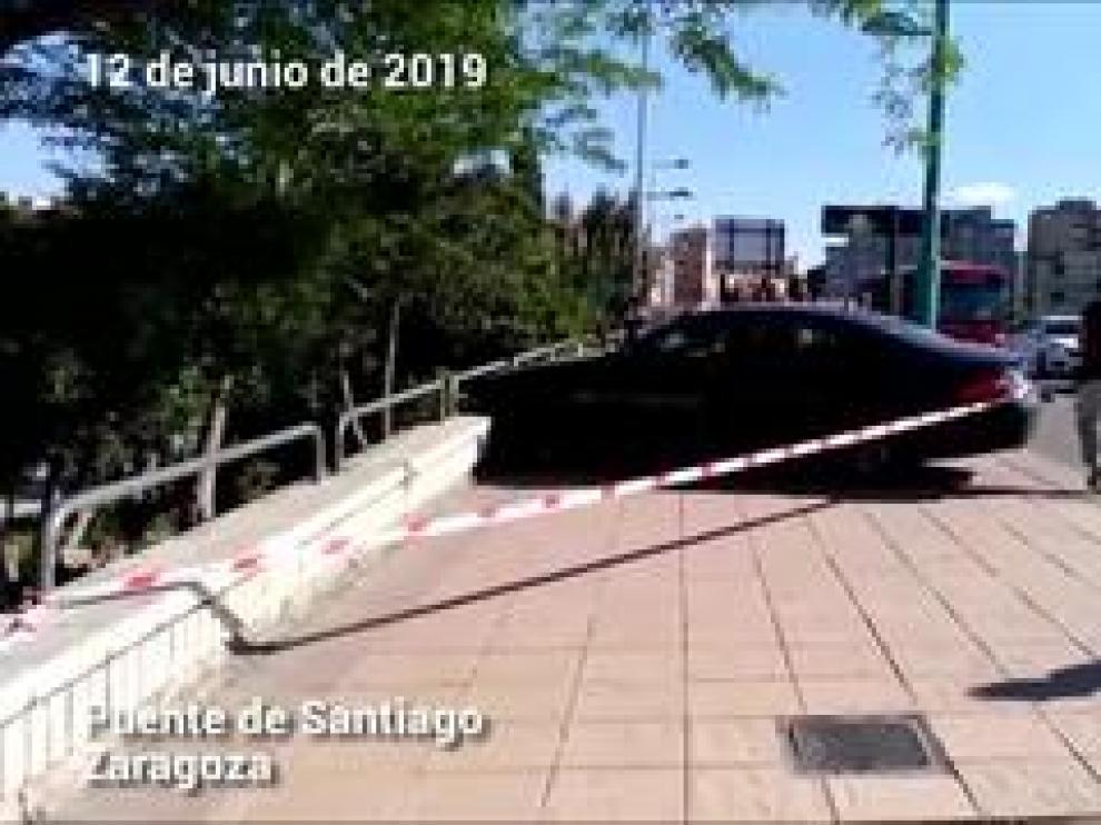 En el suceso, ocurrido este miércoles a las 18.00, se han visto implicados dos vehículos