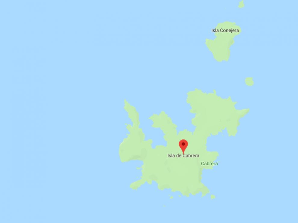 Los hechos ocurrieron en aguas de la isla de Cabrera.