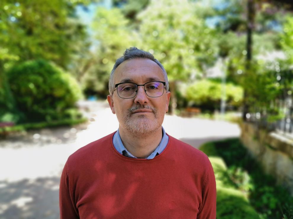 Juan Manuel Ramón, alcalde de Jaca
