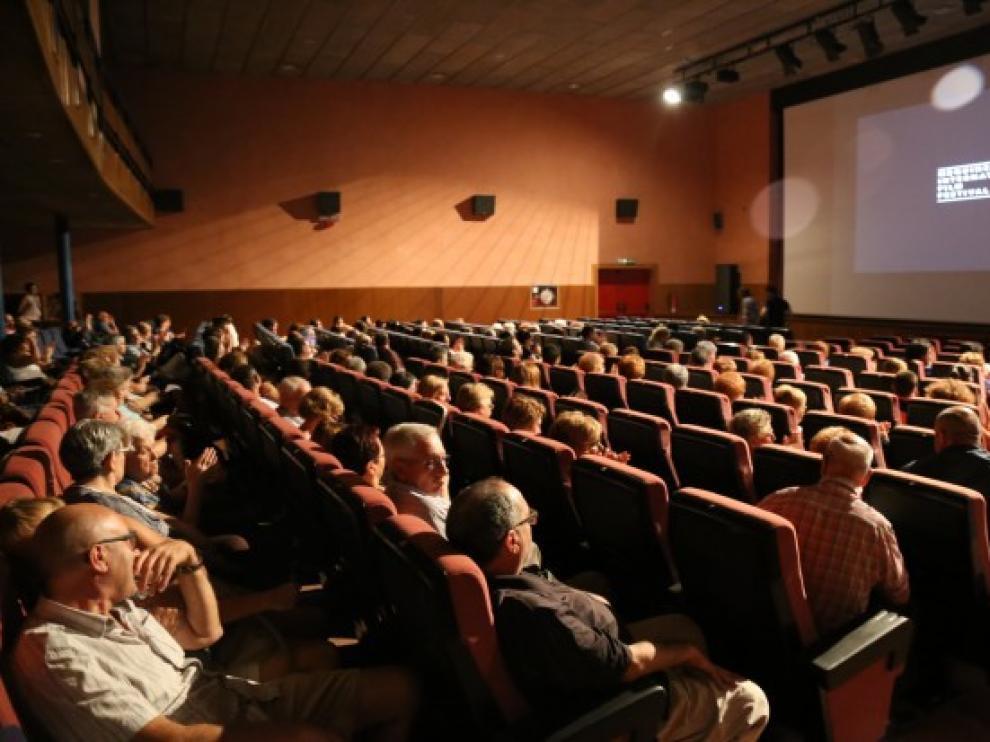 El Teatro Goya será escenario de las proyecciones.