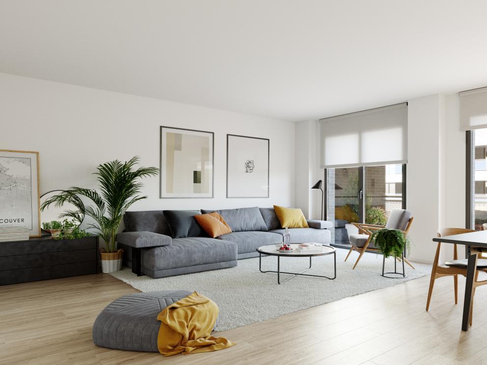 La distribución interior de las viviendas es uno de los aspectos más trabajados en las iniciativas desarrolladas por Gestión Común.