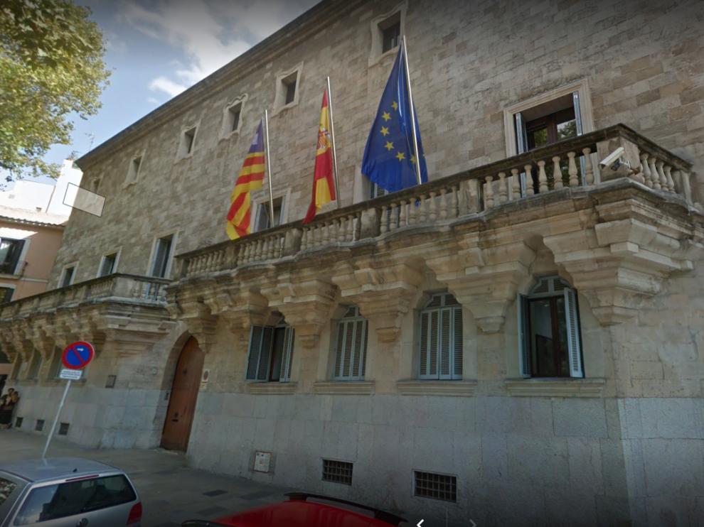 Audiencia Provincial de Palma de Mallorca.