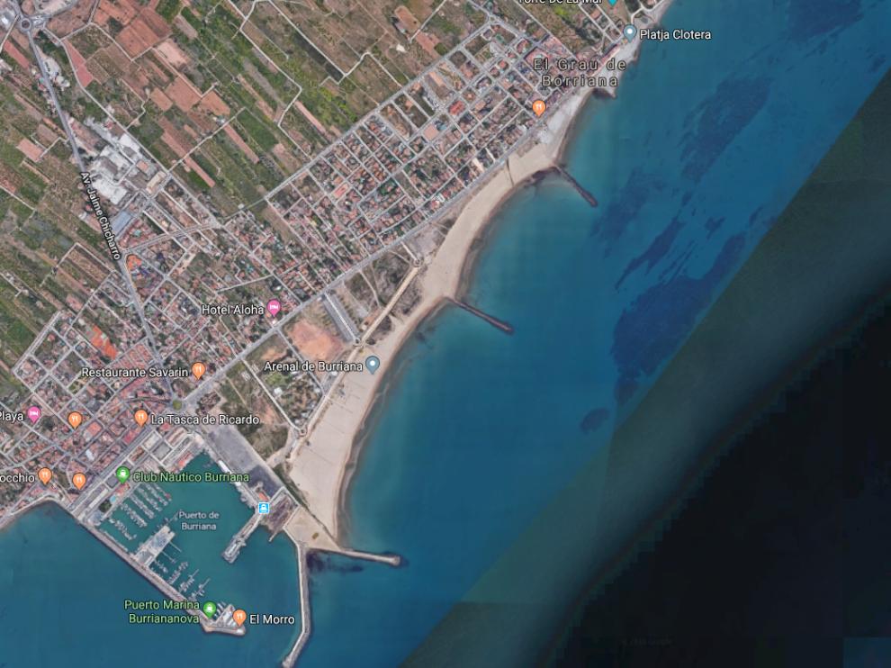 Uno de los ahogamientos se ha producido en la playa de Burriana.