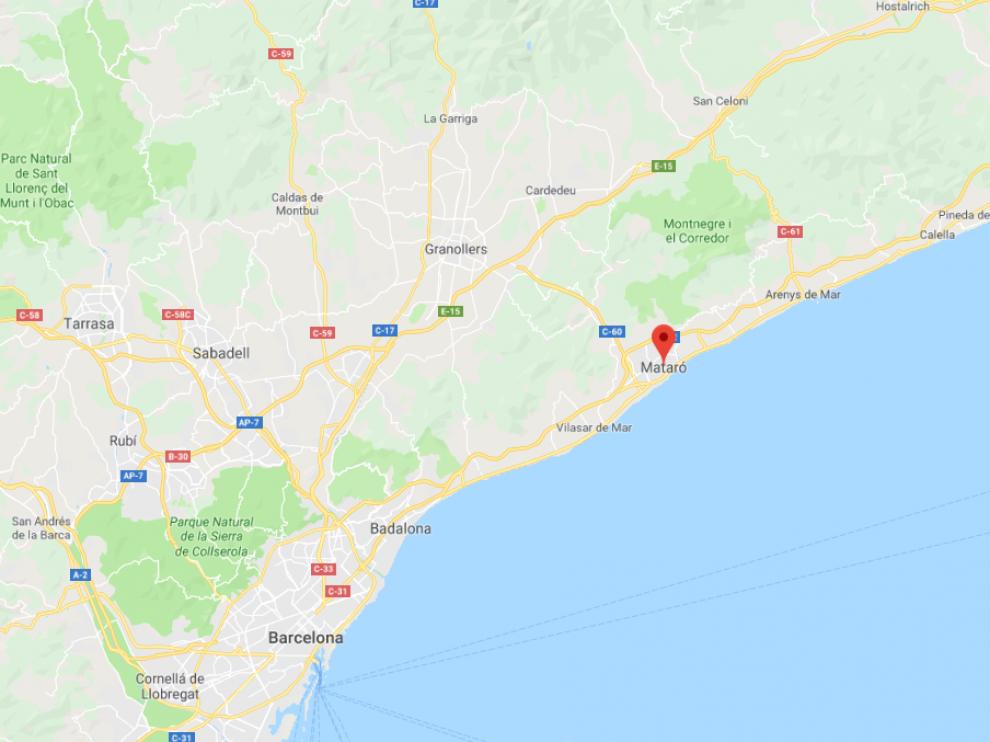 Al parecer, el crimen se produjo en un piso de la localidad barcelonesa