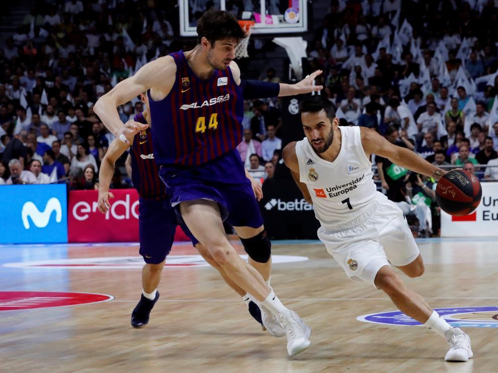 Real Madrid-Barcelona Lassa