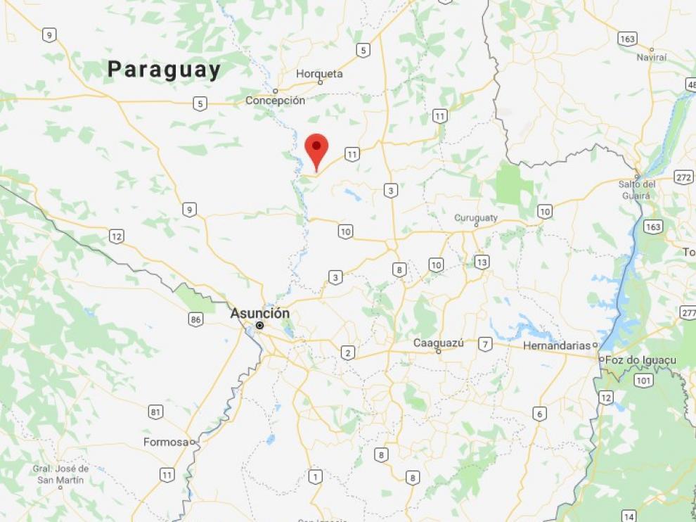 Los asesinatos tuvieron lugar en la cárcel paraguaya de San Pedro de Ycuamandyyu.