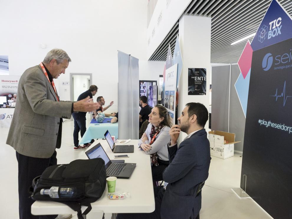 Idia organizó el verano pasado el Congreso de Tecnología, Transformación digital e Innovación en Zaragoza.