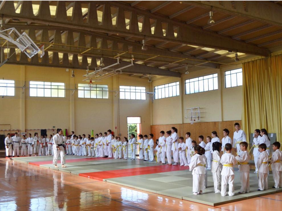 I Torneo de Judo de Graus.