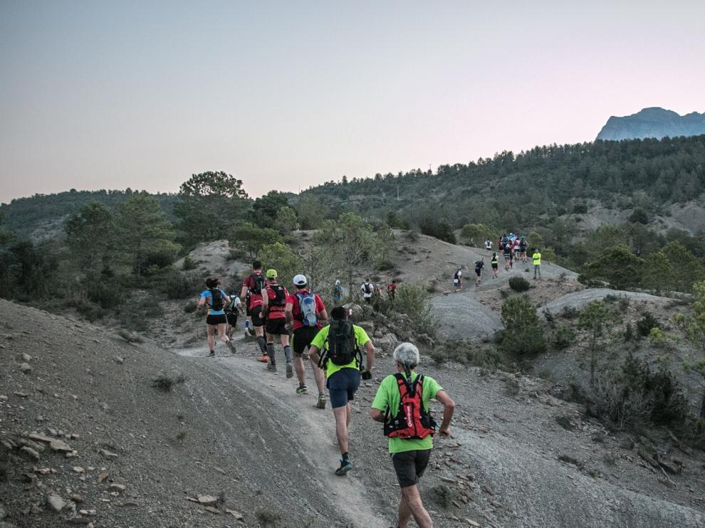 El Gran Trail Sobrarbe contará en su décima edición con mil corredores.