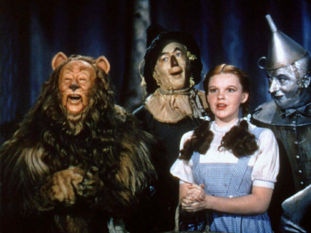 En septiembre se estrenará 'Judy', una película biográfica sobre la protagonista del 'Mago de Oz'.