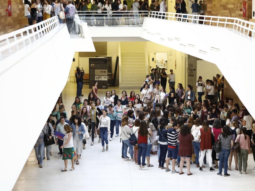 Oposiciones maestros Aragón 2019