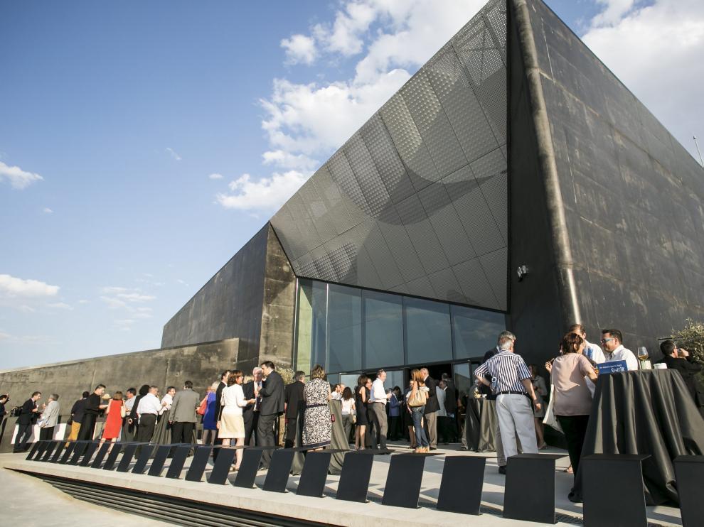 El Caixaforum, el día de su inauguración, el 27 de junio de 2014.