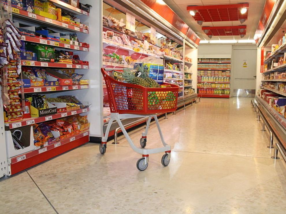 Supermercados Dia.