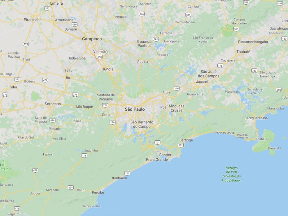La mujer permaneció durante 20 años sin salir de la vivienda de la pareja, en la localidad brasileña de Vinhedo, junto a Sao Paulo.