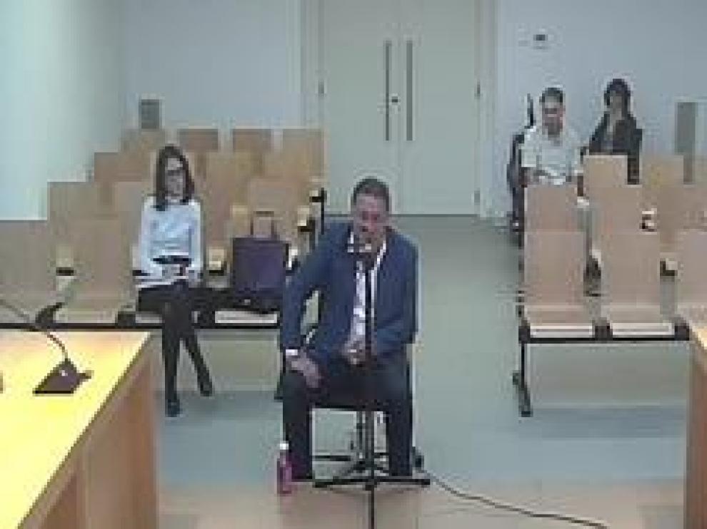 """El expresidente azulgrana admitió en sede judicial que hubo un """"runrún"""" antes del partido con el Nástic pero que """"jamás"""" se ordenó al equipo que se dejase ganar."""