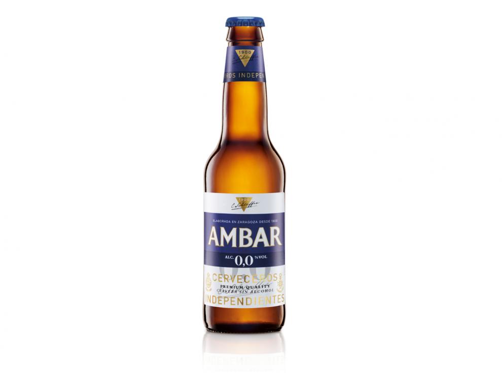 Cerveza Ambar 0,0