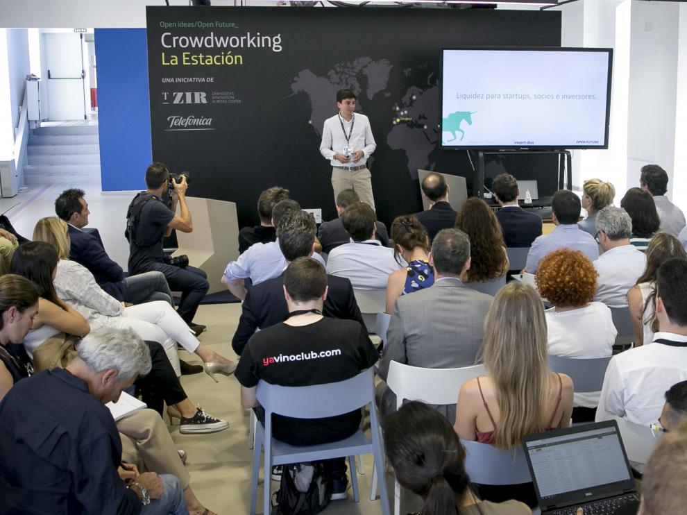 Foro 'Investors in love' celebrado en Zaragoza