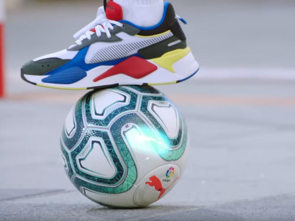 Es la primera vez que lo ha realizado la marca 'Puma' tras expirar el anterior acuerdo con 'Nike'.