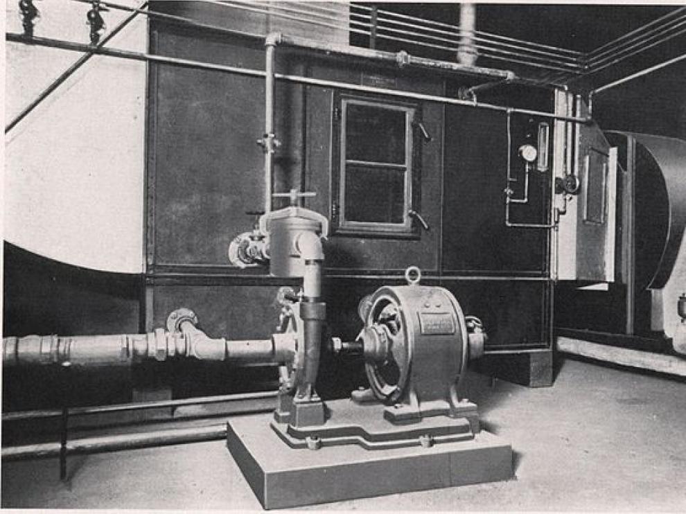 Sistema desarrollado por Carrier para la refrigeración de espacios públicos