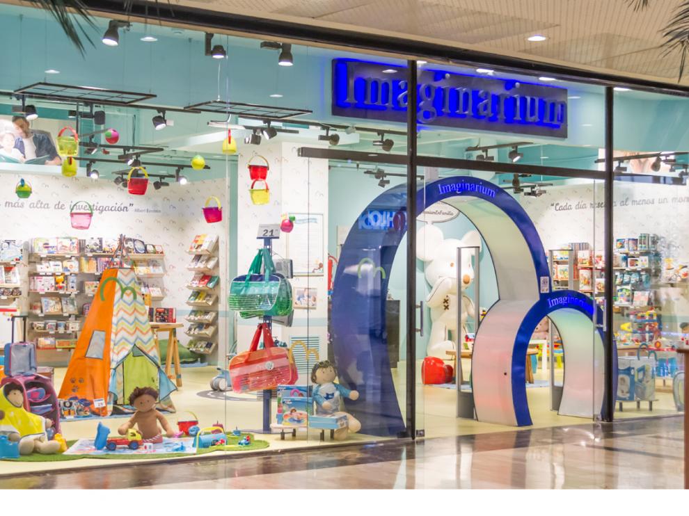 Nueva tienda de Imaginarium en Zaragoza