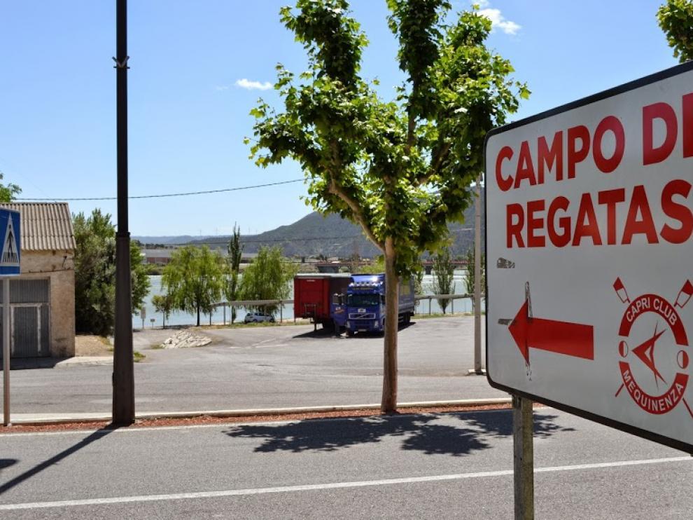 El club Capri y el campo de regatas se verán afectados por las competiciones.