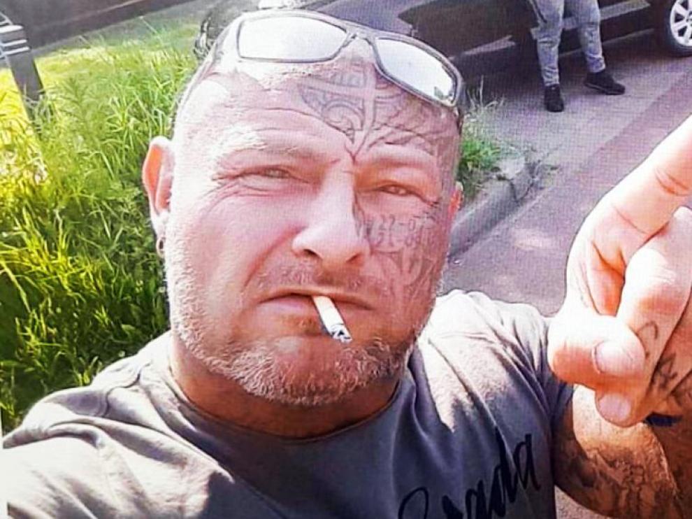 Fotografía difundida por la Policía holandesa para intentar localizar al prófugo Errol Victor Michel Janssen.