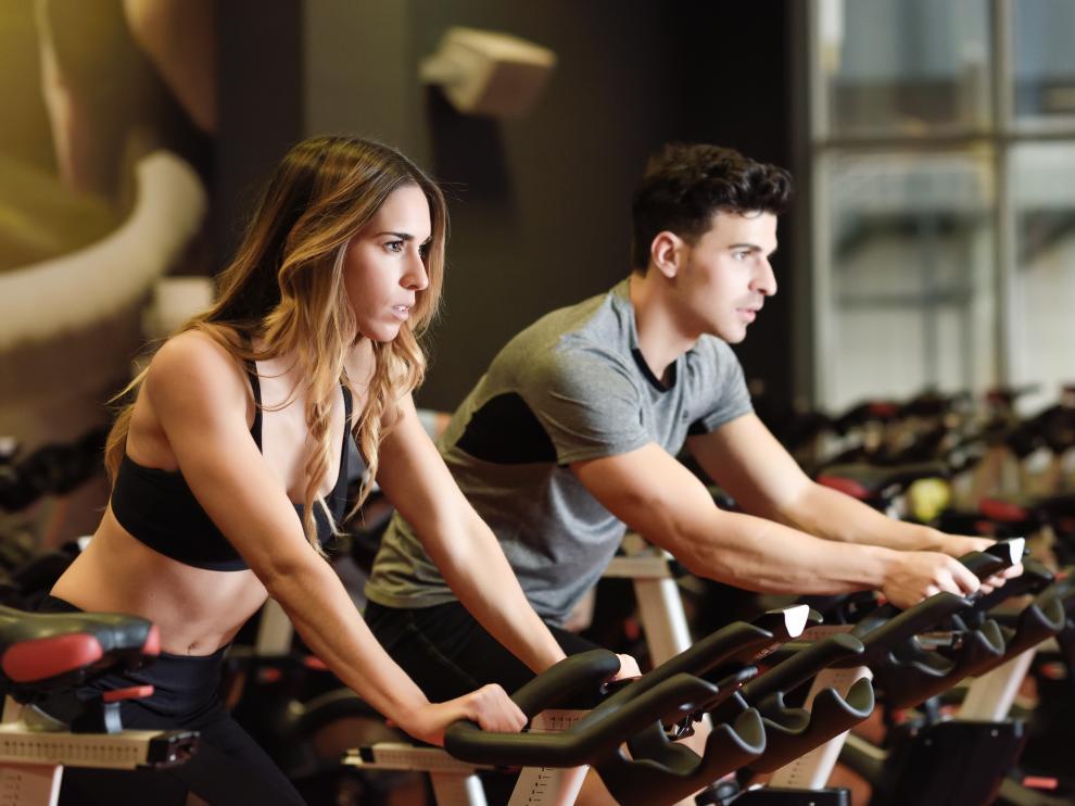 El porcentaje de españoles que practica deporte semanalmente es del 46,2%.