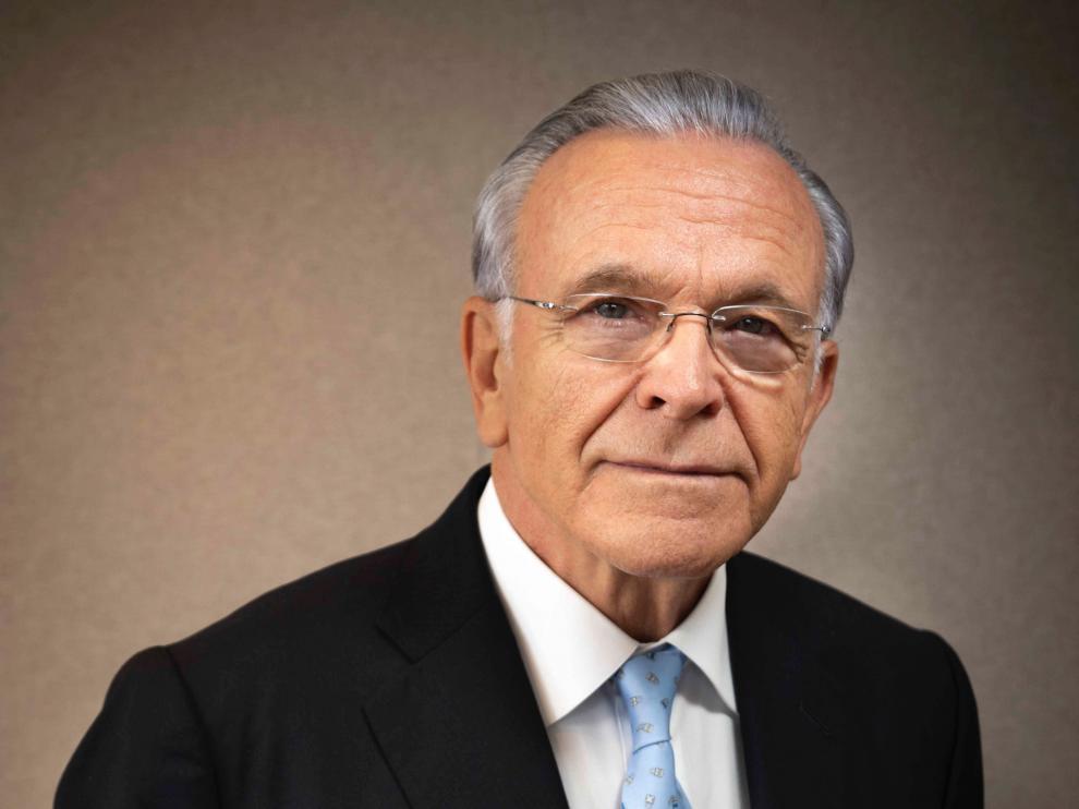 Isidro Fainé, presidente de la Fundación Bancaria de La Caixa.