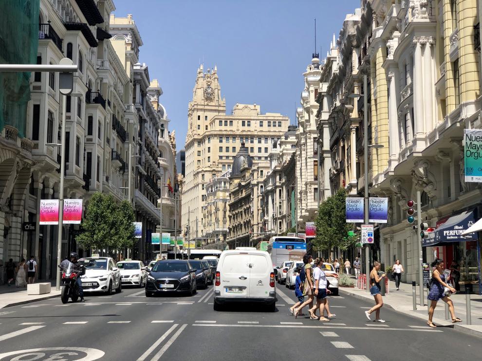 Madrid Central.