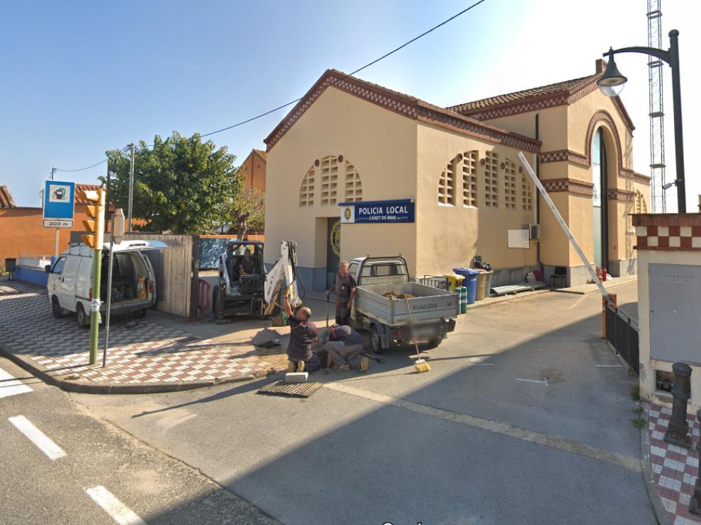 Cuartel de la Policía de Canet de Mar