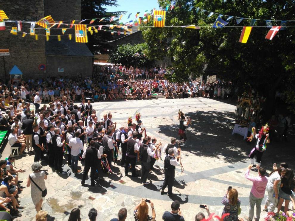 Fiestas de Benasque.