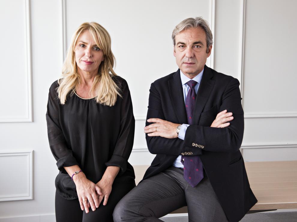 Ana y Alfonso Sesé recogieron el testigo de su padre creando una Sociedad Limitida.