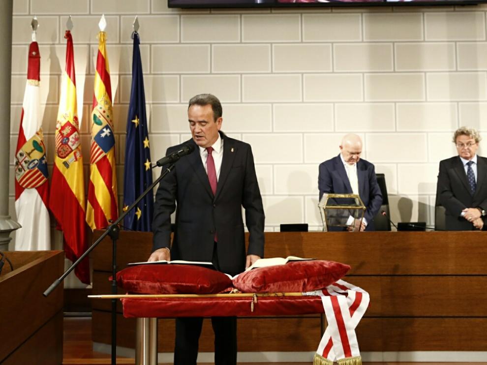 Sánchez Quero, reelegido como presidente de la DPZ