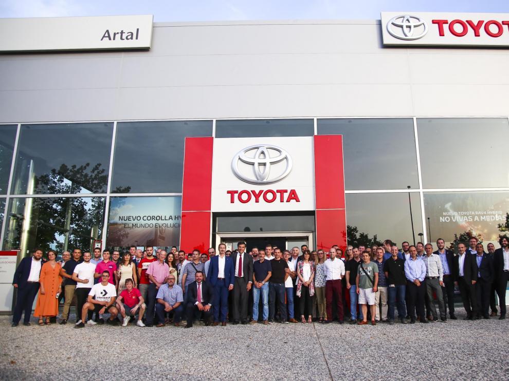 Toyota Artal ha conseguido el premio El premio Retailer Excellence